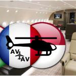 Услуги VIP перелетов от брокера AVIAV TM в Европе - Cofrance SARL