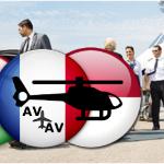 VIP թռիչքներ Cofrance ընկերության միջոցով