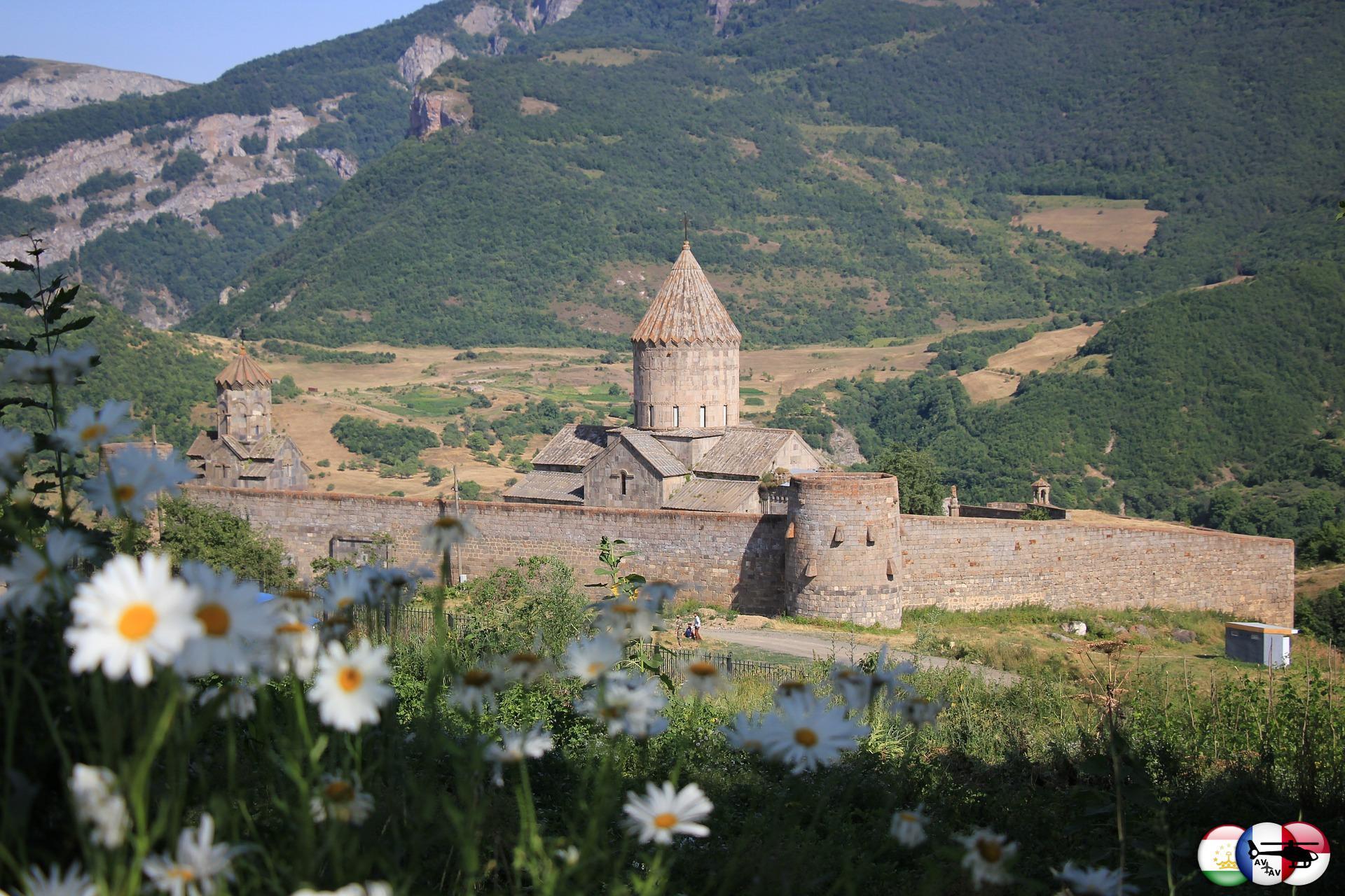 Где остановиться в Ереване