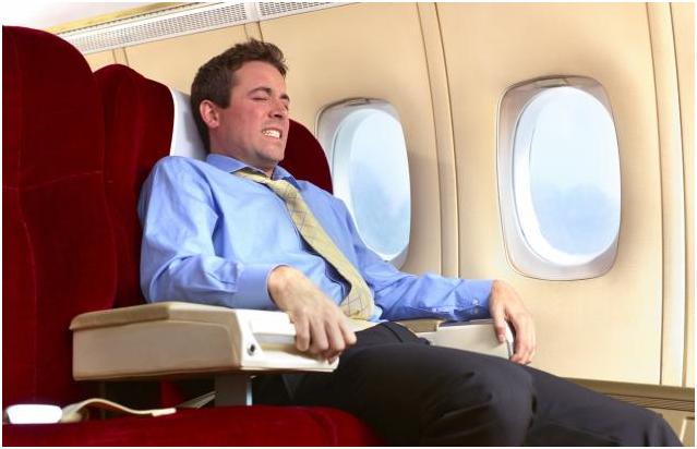 Աերոֆոբիա – ինչպես  հաղթահարել  ինքնաթիռով թռչելու վախը