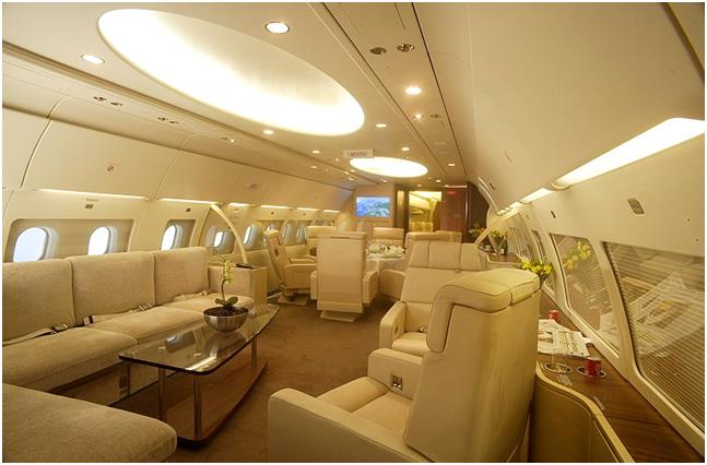 Как выбрать самолет для частного перелета