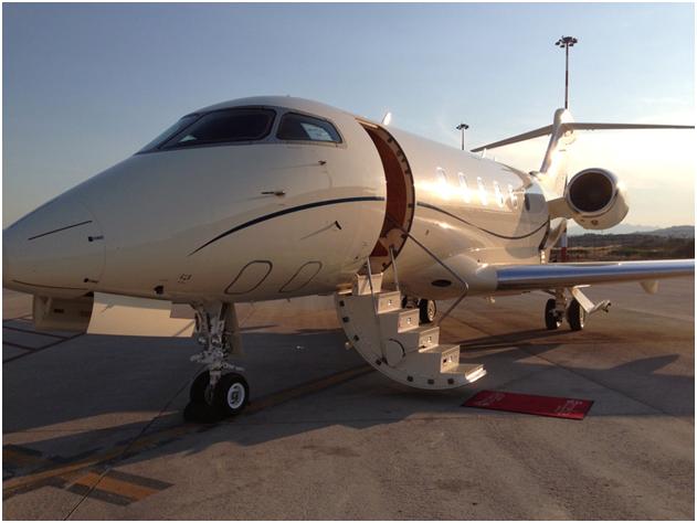 7 основных преимуществ полета на частном самолете