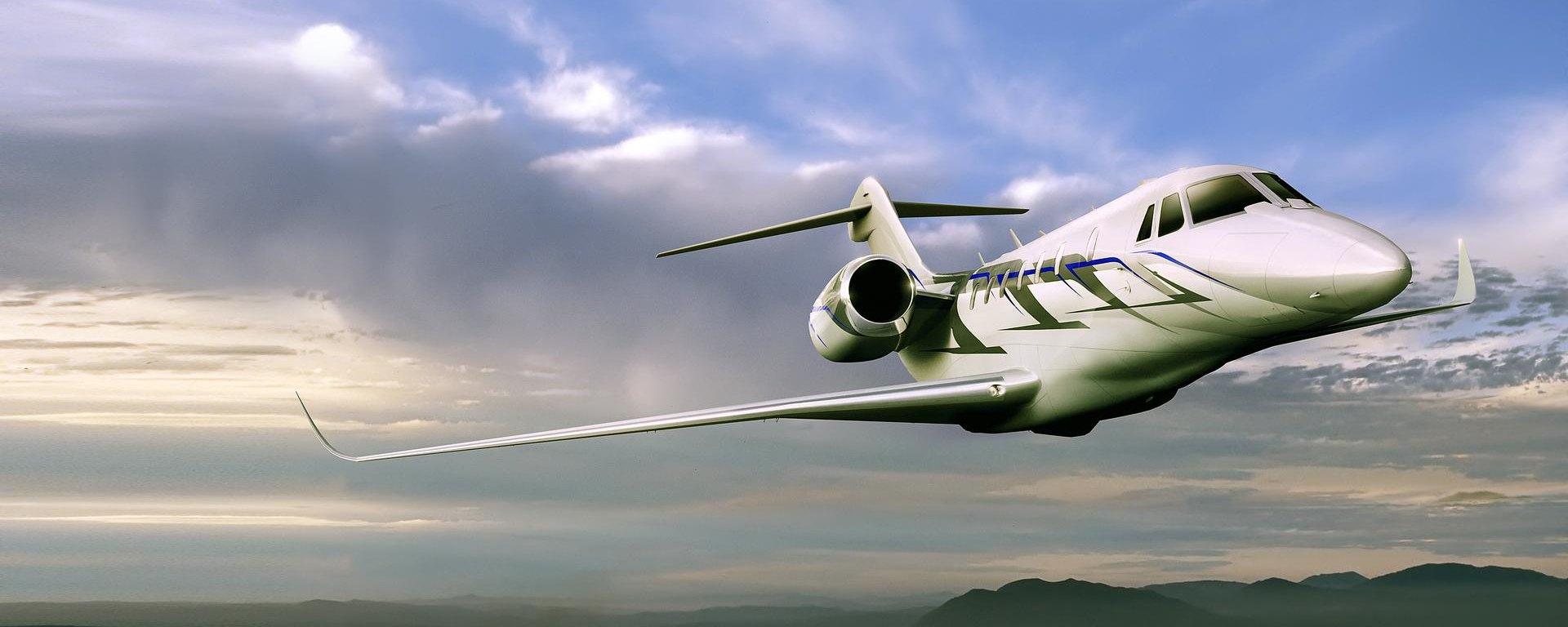 VIP ինքնաթիռի վարձակալություն