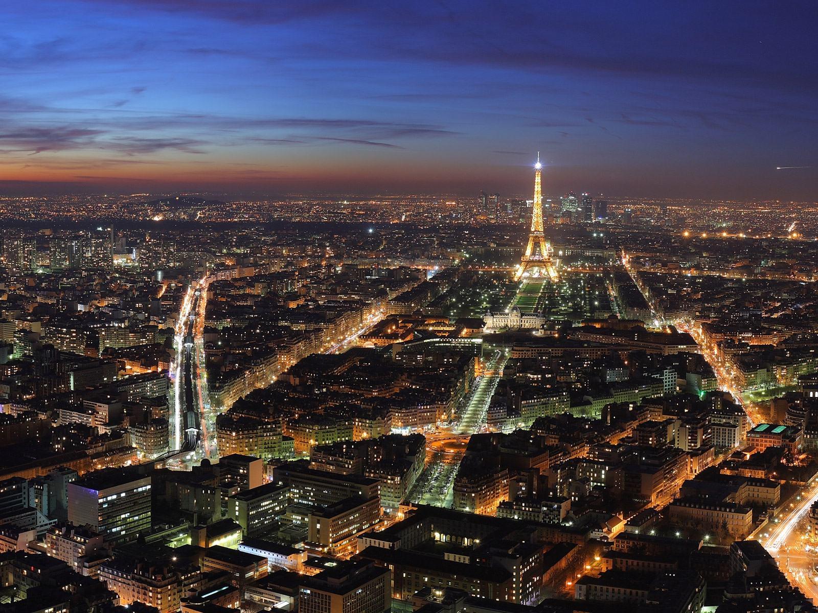 Ֆրանսիայի տեսարժան վայրերը թռչնի թռիչքի բարձրությունից