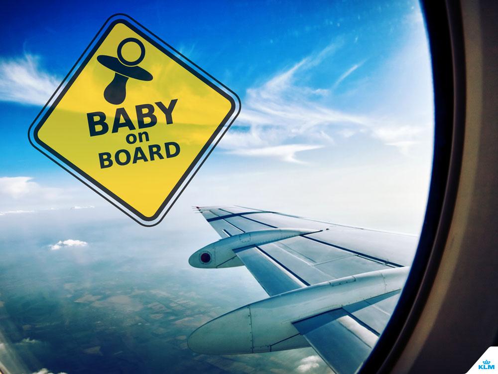 Թռիչքը երեխաների հետ