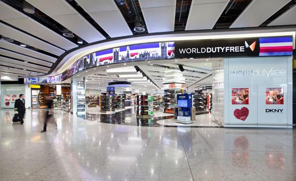 Բրիտանական օդանավակայանների առանձնահատկությունները