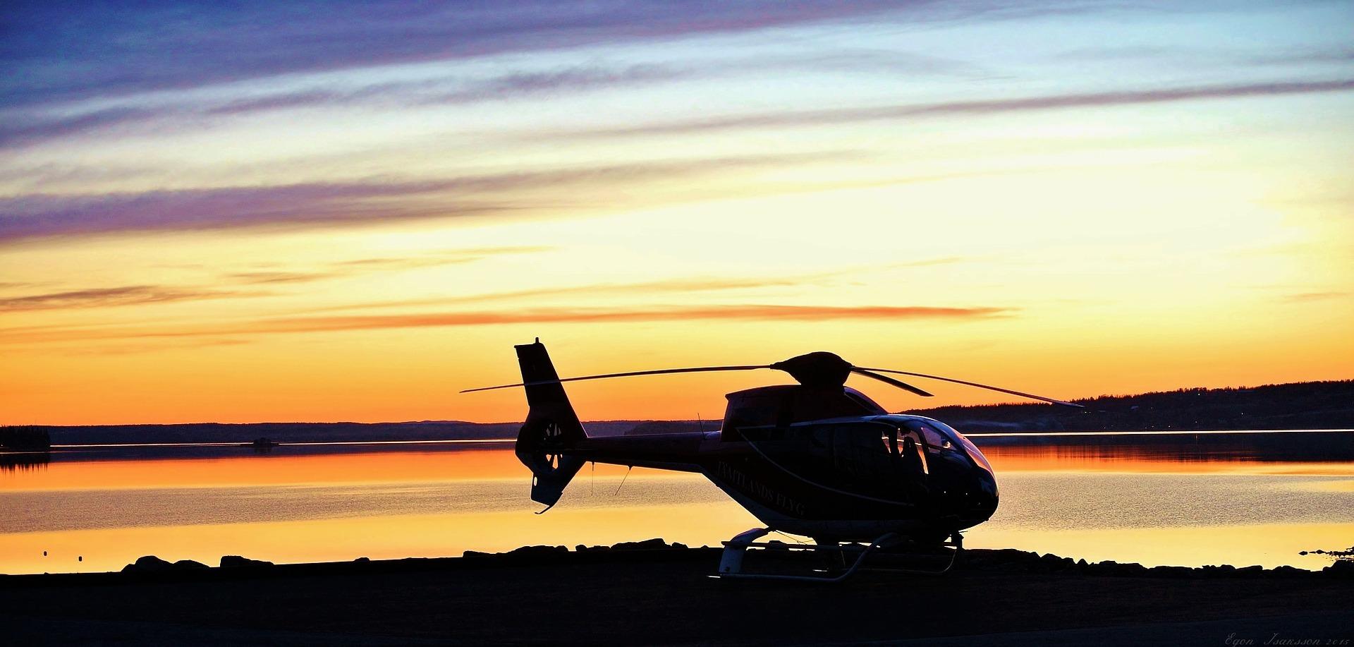 Что такое аренда вертолета