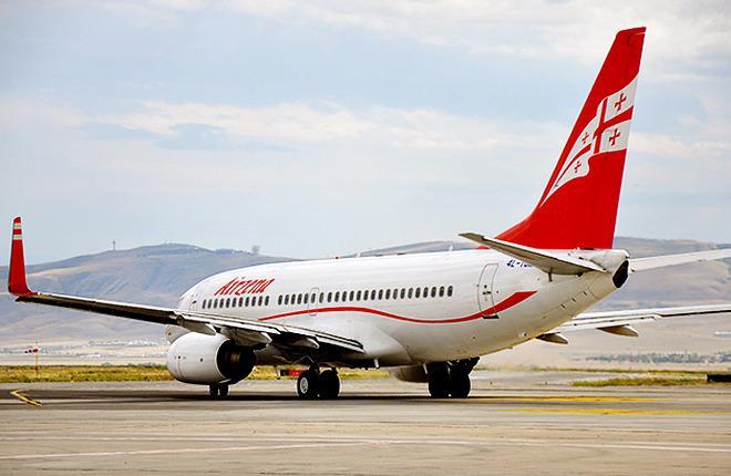 Самолет Гольфстрим в Армении