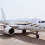 Сколько стоит снять чартерный самолет в Армении