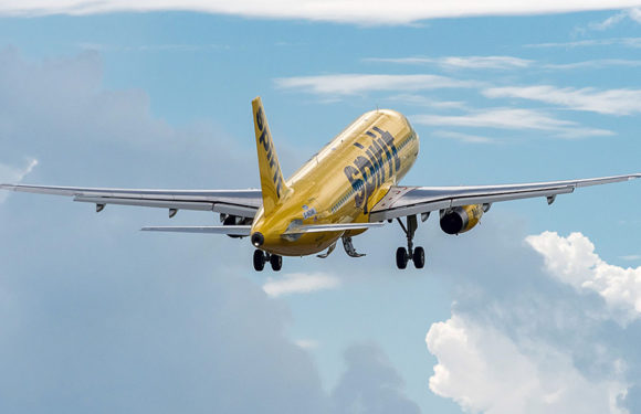 Spirit Airlines International Expansion Continues