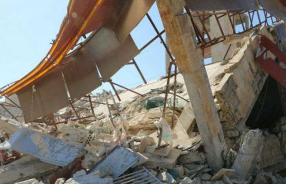 Ռուսաստանի ավիացիան ավերում է Հալեպի հիվանդանոցները. Amnesty