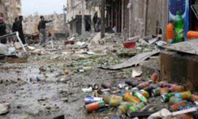 Սիրիական Ռաքքա քաղաքը ռուսական ավիահարվածներից հետո զրկվել է ջրից