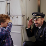 С какого возраста детям разрешается летать на самолетах самостоятельно