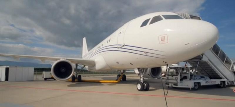 7 միլիարդ արժողությամբ Airbus A319 մասնավոր ինքնաթիռը