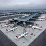 Самый крупный воздушный причал в Мире – аэропорт «Стамбул»