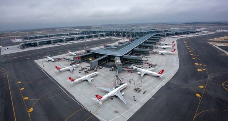Աշխարհի ամենախոշոր օդանավակայանը