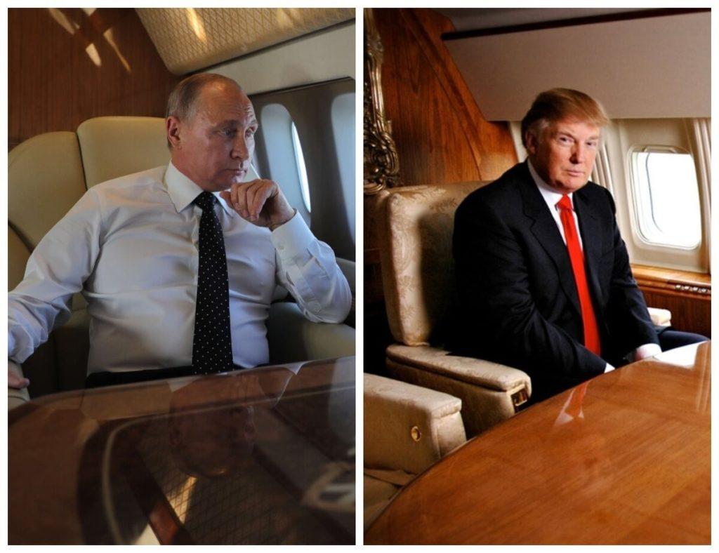 Ում ինքնաթիռն է ավելի լավը – Պուտինինը, թե՞ Թրամփինը