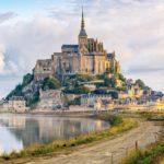 Мон-Сен-Мішель. Архітектурне диво Франції