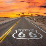 Шоссе 66, национальные парки Западного Побережья США и город-призрак