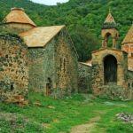 Стародавні монастирі Вірменії