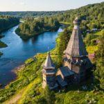 Карелия – страна озер и водопадов
