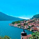 Верона и озеро Гарда