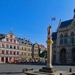 Пам'ятки німецького міста Ерфурт