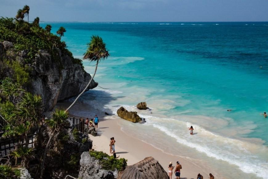 Թուլում, Մեքսիկա. աշխարհի ամենասկանդալային հանգստավայրը